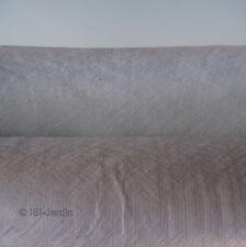 Feutre géotextile BIDIM 105g/m², 1 mètre de large, vendu au mètre
