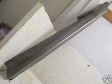 MERCEDES SL R129 O/S DOOR SILL THRESHOLD TRIM STRIP / PANEL IN GREY - 1296800235