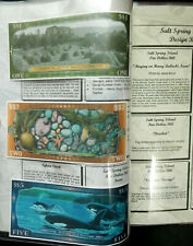 Salt Spring Island 2001 Canada Dollars 1 2 5 10 20 50 100 local Ltd Edition book