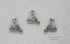 American Motorcycle Biker Jewelry Making Big Large Hole Euro Charms for Bracelet