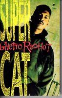 Super Cat Ghetto Red Hot 1992 Cassette Tape Maxi Single Rap Hiphop
