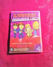 Ultra rare Karaoke number 1 hits dvd~ (2004) abba-tom jones-village people-beatl