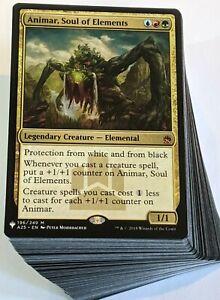 ***Custom Commander Deck*** Animar - Morph Eldrazi - EDH MTG Magic Cards