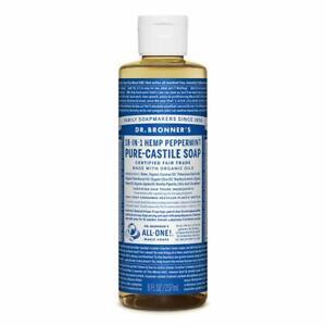 Dr. Bronner's  Pure-Castile Liquid Soap Peppermint 237 ml