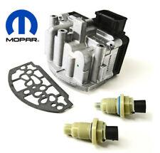 A604 41TE Transmission Shift Solenoid & Input Output Speed Sensors OEM Mopar