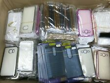 Over 500 Bulk Wholesale Lots Cell Phone Cases for Apple iPhone Samsung Htc Lg