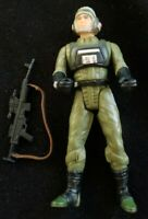 """A-Wing Pilot POTF2 Star Wars Action Figure from Fighter 1996 3.75"""" Kenner Hasbro"""