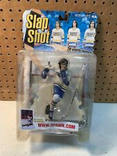 Slap Shot Movie Jeff Hanson Deluxe Action Figure McFarlane Toys NEW BLOODY