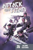 Attack on Titan 26, Paperback by Isayama, Hajime; Ransom, Ko (TRN); Wands, St...