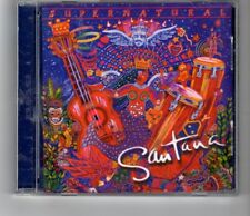 (HP60) Santana, Supernatural - 1999 CD