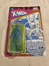 Marvel Legends Iceman Kenner Retro Series 3.75? Unpunched Action Figure New 2021