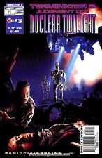 T2 Terminator 2 Nuclear Twilight #3 Malibu Comics USA 1996 NM / NEU