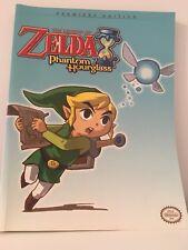 The Legend Of Zelda Phantom Hourglass Premire Edition Guide