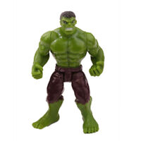 Avengers Super Hero Incredible Hulk Green Giant Action Figure Kid Toy Collection
