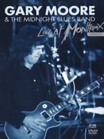 GARY MOORE - LIVE AT MONTREUX 1990 PAL All Region DVD ~STILL GOT THE BLUES *NEW*