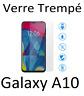 Samsung Galaxy A10  vitre protection en verre trempé film protecteur écran