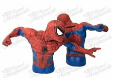 Marvel Spiderman Figure Statue Bust Licensed Piggy Coin Bank