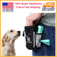 Dog Pet Treat Bag Training Pouch With Holder Puppy Treates Walking Free Shipping