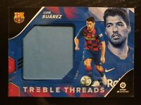 2019 20 chronicles soccer Tmall Luis Suarez Treble Threads jersey FC Barcelona