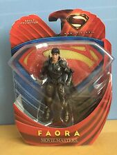 Movie Masters Action Figure Man Of Steel Faora, Superman