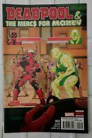 DEADPOOL & THE MERCS FOR MONEY #2 (2016) MARVEL COMICS