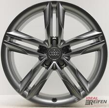 4 Audi Q5 Sq5 8r Cerchi Lega 20 Pollici 9x20 Et37 Originale Cerchioni 4g8aj TG