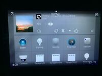 Control4 Touch Panel Programming