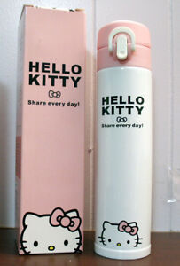 New Hello Kitty Stainless Steel Thermal insulated Bottle, 400 ml