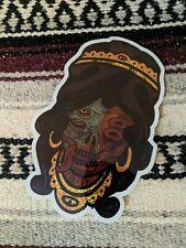 WRMFZY Evil Gypsy Sticker Zombie