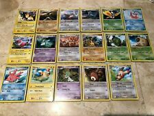 Pokemon Organized Play POP Series 7 Complete Non-Holo Set - 17 cards - NM/MT