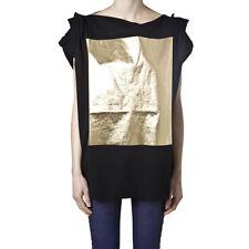 Vivienne Westwood T-shirt card, Card t-shirt SIZE L black