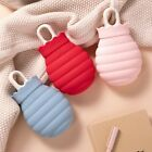 Outdoor Sport Hot Water Bottle Warming Microwave Heating Knitted Cover Bottle