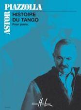 Histoire du Tango (piano); Piazolla, Astor, Piano Solo, LEMOINE - HX28250