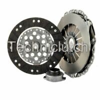 NATIONWIDE 3 PART CLUTCH KIT FOR CITROEN DISPATCH PLATFORM/CHASSIS 2.0 HDI 95