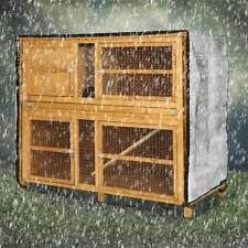 6ft Double Rabbit Hutch Snuggle Insulation Cover (Cover Only)