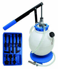 BGS 9992 Getriebeöl-befüllgerät Handpumpe - 7 Liter, 8 Adapter