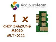 1x TONER RESET CHIP FOR SAMSUNG SL-M2022 SL-M2070 Xpress M2020  MLT-D111L 2K