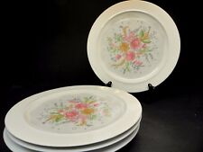 Easterling China Spanish Lace set of 4 Dinner Plates - Excellent Condition : spanish dinner plates - pezcame.com