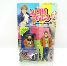New 1999 McFarlane Toys Austin Powers Scott Evil Action Figure