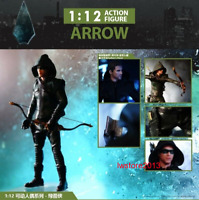 SOAP STUDIO 1:12 FG002 Arrow Stephen Amell 6'' Action Figure Toy Special stock