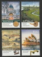 Australia 2020 : World Heritage Australia - Design set - Mint Never Hinged