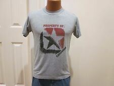 VTG CONVERSE T SHIRT 1980'S PROPERTY OF CONVERSE 50/50 BLEND THIN MADE IN USA