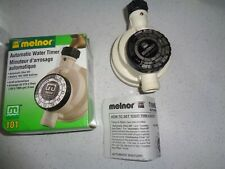 Melnor Time-a-Matic Water Control Model 101 Automatic Water Timer New