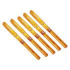 5pcs Luxury Empty Gel Ink Pen Body Highlighter Marker Pen Refills Tubes