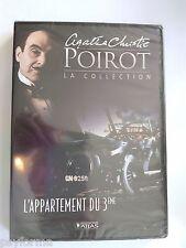 DVD Editions ATLAS HERCULE POIROT - Agatha Christie L'appartement du 3ème VOL 30