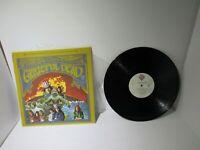Grateful Dead Self Titled LP WS 1689 Grading: VG+