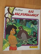 ~ PANINI - Sammelbilderalbum ~ Walt Disney - DAS DSCHUNGELBUCH ~