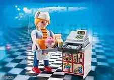Playmobil Spezielle Plus Eismaschine mit Einkaufswagen und Zubehör Ref 5292 NEU,