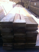 Treated Pine Wet Sawn Fence Grade Plinth 150x25 Long Lengths Available