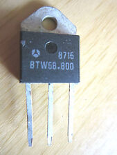 BTW68-800 Thyristor x 100 pieces NOS